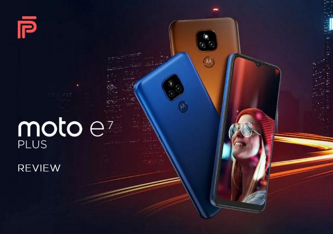 Motorola E7 Plus Review