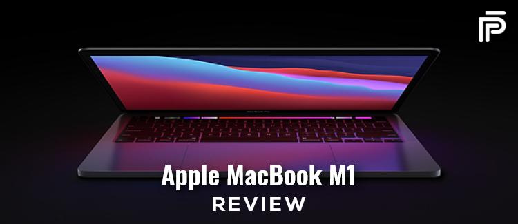 Apple MacBook M1 Review