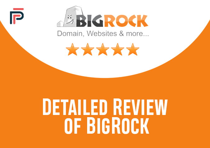 BigRock Detailed Review